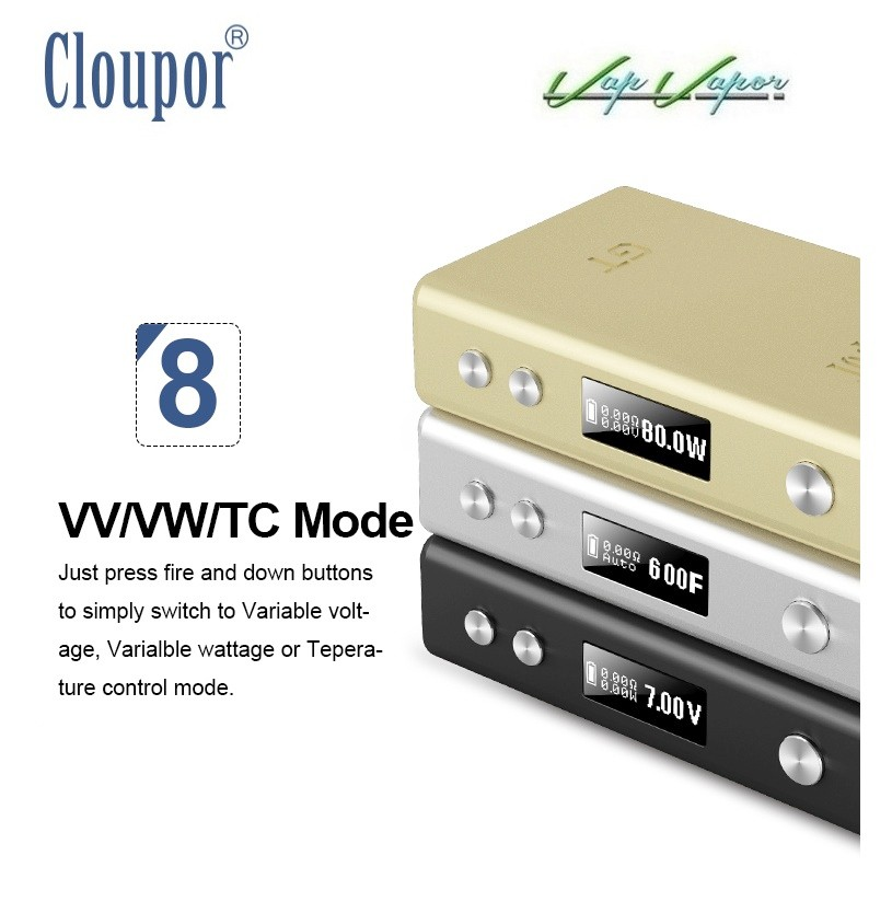 Cloupor GT 80W - Ítem9