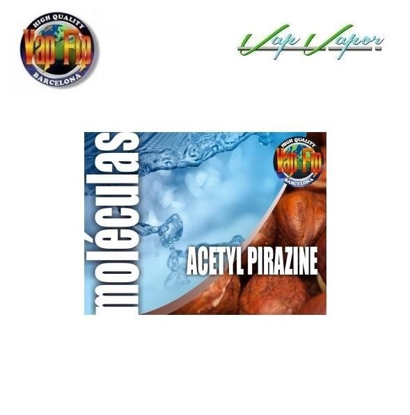 Molécula Acetyl Pirazine (toque tostado) Vap Fip 10ml - Ítem2