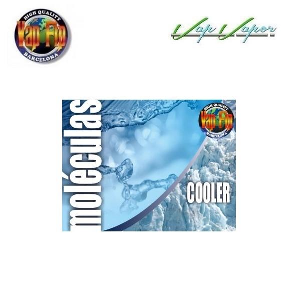 Molécula Cooler Heisenberg (Koolada) Frescor Vap Fip 10ml - Ítem2