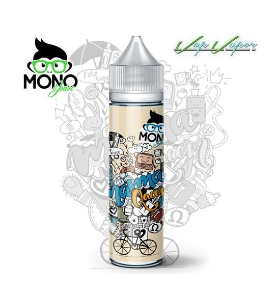 Mono eJuice Mamma Queen 60ml- El Mono Vapeador