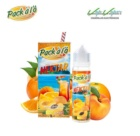 Nectar - Pack à L'ô 50ml (0mg) Naranja, Albaricoque
