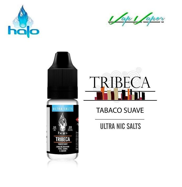 HALO Ultra Nic Salts TRIBECA 10ml 20mg 50%PG / 50%VG