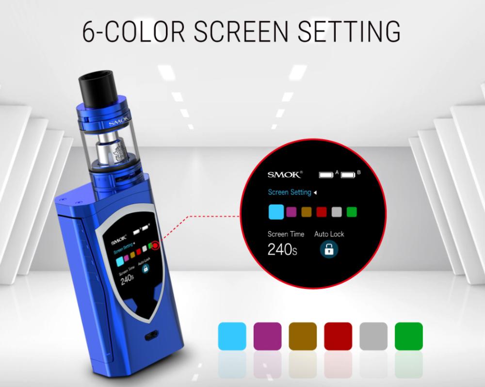 Mod Procolor Smok Kit Completo - Ítem16