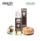 Charlies Chalk Dust Old Fashined Donut 50ml (0mg) donut, capuchino
