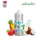 SALTS Pacific Passion Mad Hatter 10ml 20mg I Love Salts