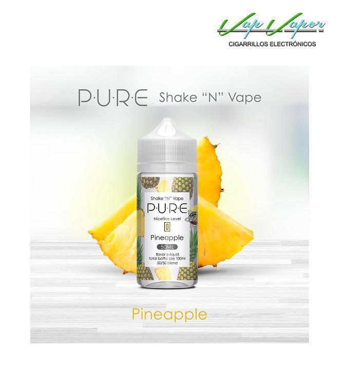 Pineapple (Piña) 50%PG/50%VG PURE 50ml (0mg)