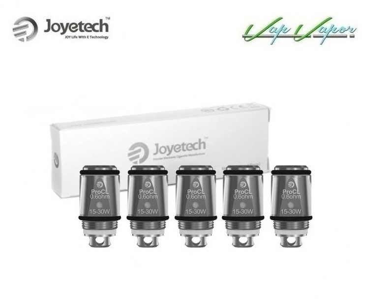 Resistencias PROCL Joyetech 0.6ohm