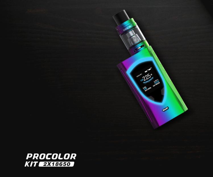 Mod Procolor Smok Kit Completo - Ítem13