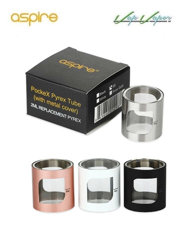 Depósito Cristal Pyrex Aspire PockeX