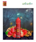 Mistiq BLOOD Red Bloody 50ml (0mg) Strawberry Cookie