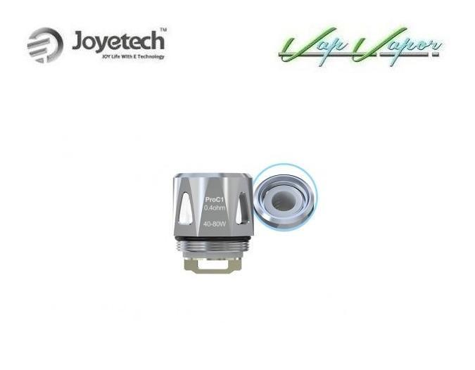 Resistencias PRO C Joyetech 0.15 /0.25 / 0.4 ohms