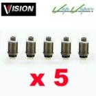 Pack 5 Resistencias X FIR Desire BDC Tank Vision