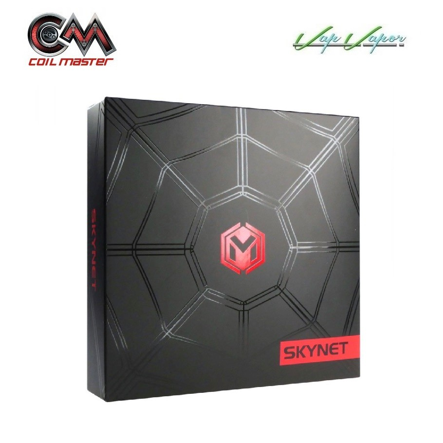 Pack 48 resistencias Skynet 8 tipos - Coil Master - Ítem1