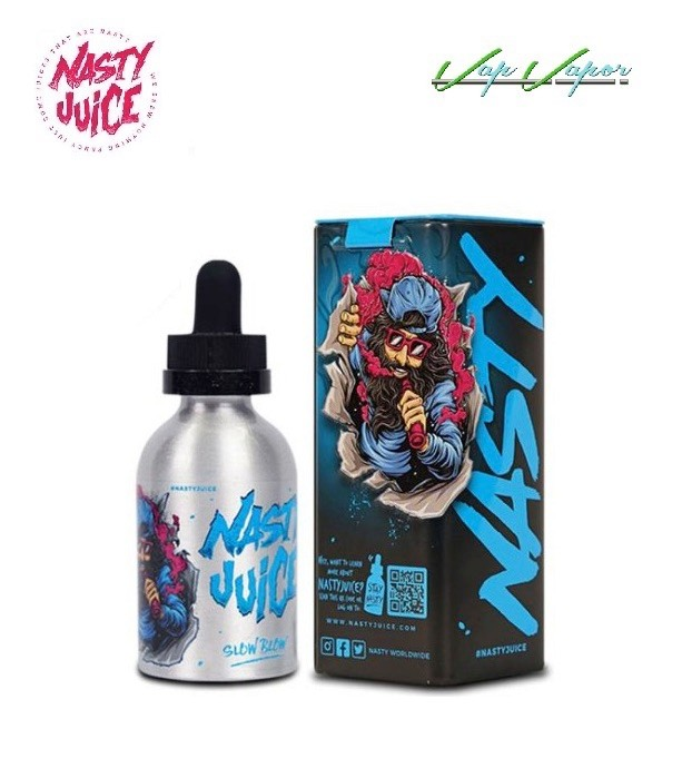 Slow Blow Nasty Juice 50ml (0mg)