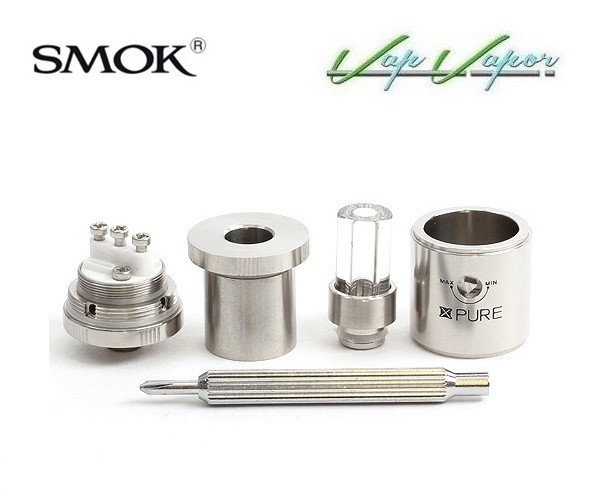 Atomizador REPARABLE XPURE Smoktech 2ml - Ítem4