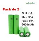 Batery 18650 2600mah 35A VTC5A Sony
