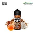 Moreish Puff Tobacco Honey and Cream (Tabaco, Miel, Crema) 100ml (0mg) 70VG/30PG