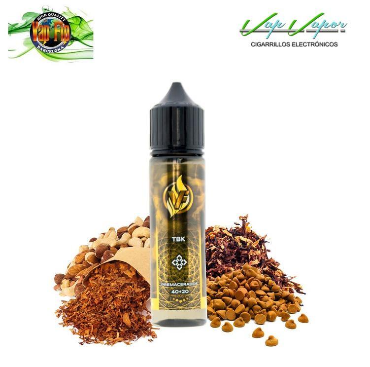 Vap Fip TBK 40ml (0mg) - tabaquil