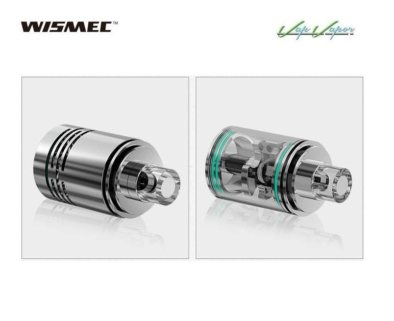 Atomizador Theorem Wismec Reparable - Ítem5