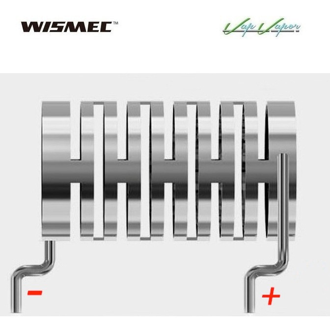 Atomizador Theorem Wismec Reparable - Ítem3