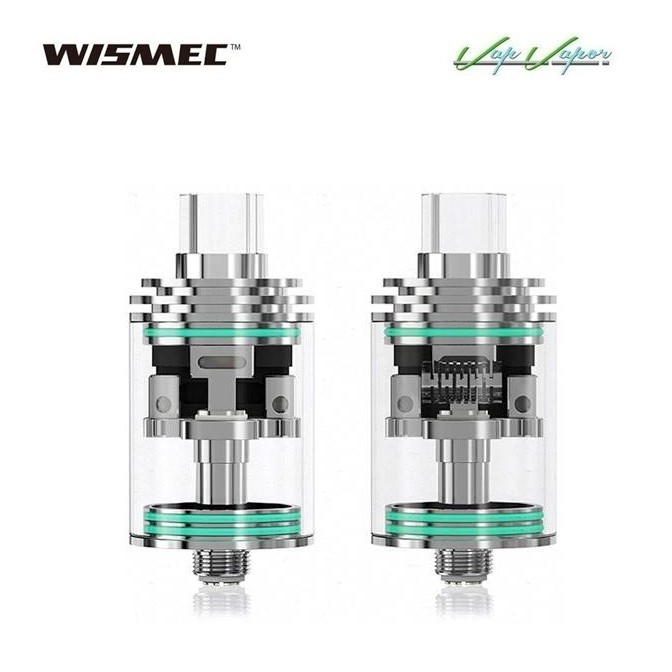 Atomizador Theorem Wismec Reparable - Ítem1