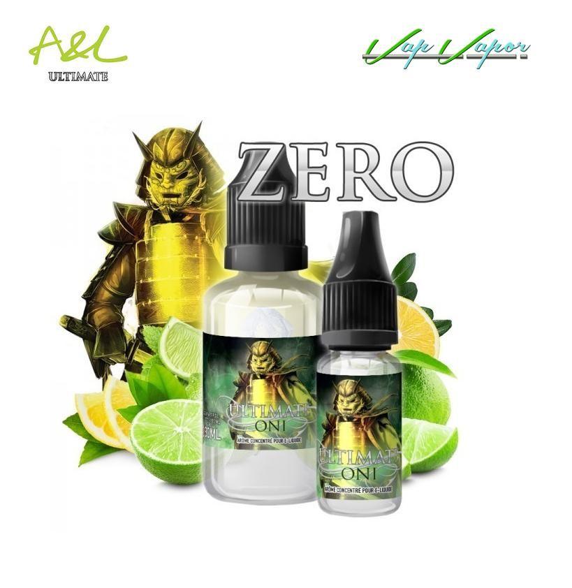 AROMA A&L Ultimate Oni ZERO 30ml ( lima limón) sin frescor