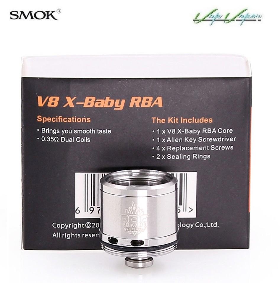 SMOK TFV8 - X BABY RBA Kit de reparación - Ítem1