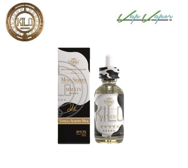 Vanilla Almond Kilo 50ml (0mg)