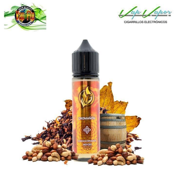 Vap Fip Cromañón 40ml (0mg) - tabaquil