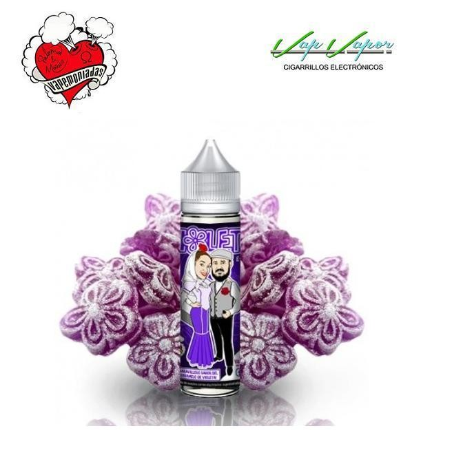 Violeta Vapemoniadas 50ml (0mg)