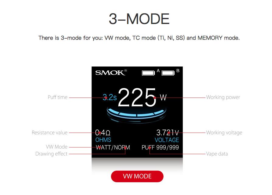 Mod Procolor Smok Kit Completo - Ítem8