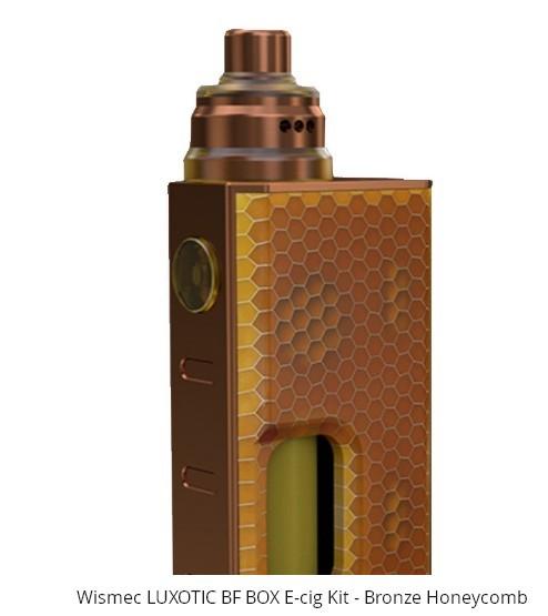 Wismec Luxotic BF Box Mod + Tobhino RDA - Ítem10