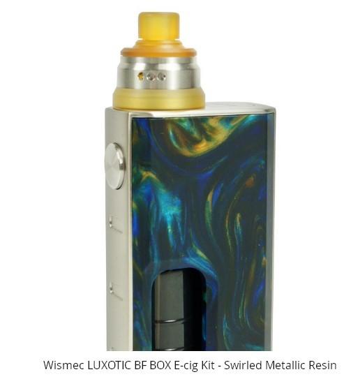 Wismec Luxotic BF Box Mod + Tobhino RDA - Ítem7