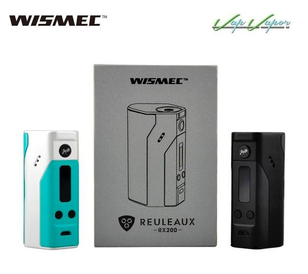 Box Mod Wismec REULEAUX RX 200W - Ítem3