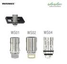 Resistencias WS01 Triple 0.2ohm (40-80w) Wismec