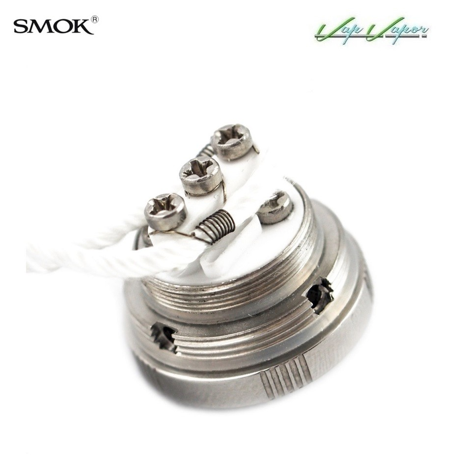 Atomizador REPARABLE XPURE Smoktech 2ml - Ítem6