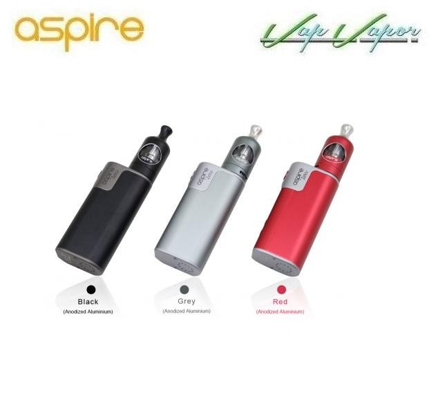 Zelos Aspire 2500mah 2ml Kit Completo