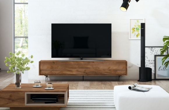 Moble TV Taupe