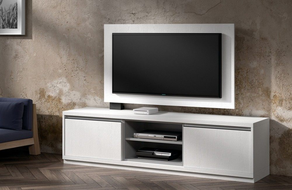 Mueble tv moderno cala for Mueble tv moderno