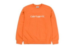 CARHARTT CARHARTT SWEAT JAFFA/WAX