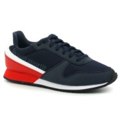 LE COQ SPORTIF ALPHA II GS SPORT DRESS BLUE/PURE RED