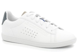 LE COQ SPORTIF COURTSET GS CRAFT OPTICAL WHITE/CROISSANT