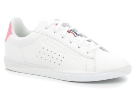 LE COQ SPORTIF COURTSET GS SPORT GIRL OPTICAL WHITE/PIN