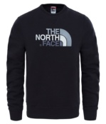 THE NORTH FACE M DREW PEAK CREW TNF BLACK