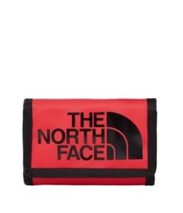 THE NORTH FACE BASE CAMP WALLET TNF RED