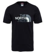 THE NORTH FACE M S/S EASY TEE TNF BLACK