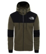 THE NORTH FACE M HIMALAYAN FULLZIP NEW TAUPE GREEN NEW TAUPE GREEN