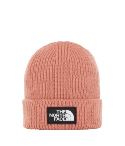 THE NORTH FACE TNF LOGO BOX CUFF BE MISTY ROSE MISTY ROSE
