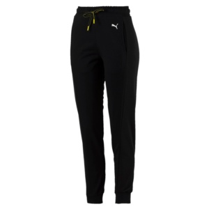 PUMA CHASE PANTS COTTON BLACK