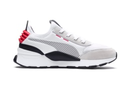 PUMA RS-0 WINTER INJ TOYS WHITE-HIGH RISK RED